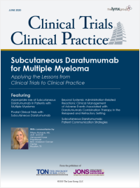 June 2020 Clinical Trials to Clinical Practice