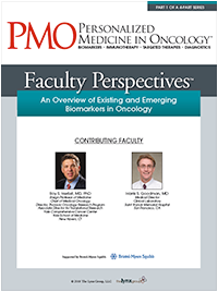 Faculty Perspectives: An Overview of Existing and Emerging Biomarkers in Oncology | Part 1 of a 4-Part Series